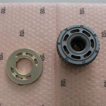 PC160-7 hydraulic parts 708-3M-04311 main pump rear block assy