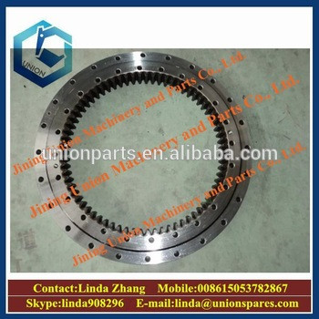 for Hitachi EX60-1-2-3-5 swing bearings swing circles slewing ring rotary bearing travel and swing parts