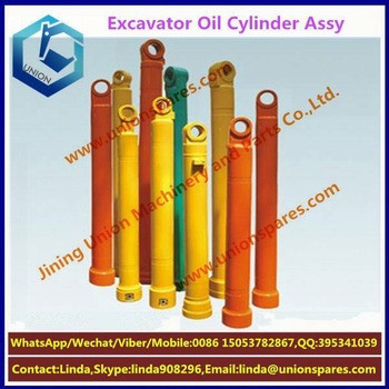 PC50 PC50UU PC50UU-2 PC50UU-3 PC50UG PC55MR PC56 PC56-7 excavator hydraulic arm boom bucket cylinder for komatsu