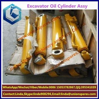 High quality PC270-7 PC270-8 excavator hydraulic oil cylinders arm boom bucket cylinder for komatsu