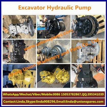 HOT SALE PC270-7 excavator pump main pump PC270-8 PC300 PC300-2 PC300-3 PC300-5 PC300-6 PC300-7 PC300-8 for for komatsu