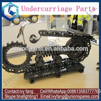 Manufacturer For Komatsu Excavator PC200LC-7 PC210LC-7 Sprocket 20Y-27-11582