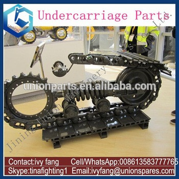 Manufacturer For Komatsu Excavator PC200-7 PC210-7 PC220-7 PC200-6 Link R.H 20Y-32-31130