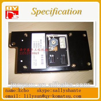 7835-10-2001 7835-10-2003 PC200-7 Monitor for Excavator PC220-7 PC220LC-7 PC200LC-7 PC270-7 PC300-7 PC300LC-7