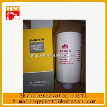 excavator PC270-8 fuel filter assy 6754-71-6301