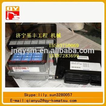 excavator electric parts pc200-8 pc220-8 pc270-8 panel ass'y