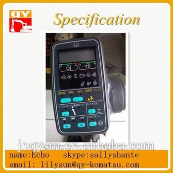 Genuine PC200-8/PC220-8/270-8 excavator electronic monitor sold in China