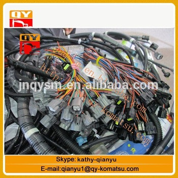 High quality ! excavator wiring harness 20Y-06-71510 PC200-7 PC220-7 PC270-7