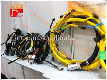 excavator PC200-7 PC300-7 wiring harness 20Y-06-31120
