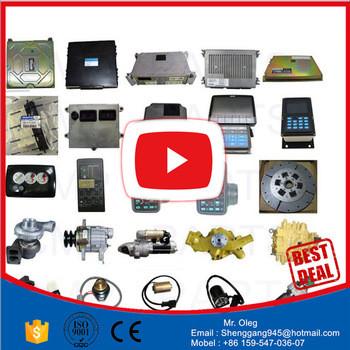 6151-62-1102,6151-62-1100 engine parts PC400-6 PC450-8 Excavator Water Pump,
