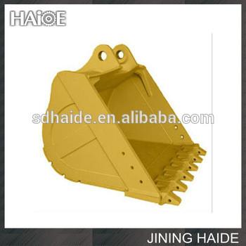 PC110 Bucket Standard Bucket Rock Bucket Teeth For Excavator PC56-7 PC70-8 PC110-7 PC130-7