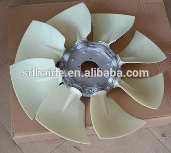Volvo EC210 engine fan blade for cooling