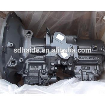 708-2G-00024 PC270-7 hydraulic pump assy,hydraulic pump for PC300-7/PC350-7