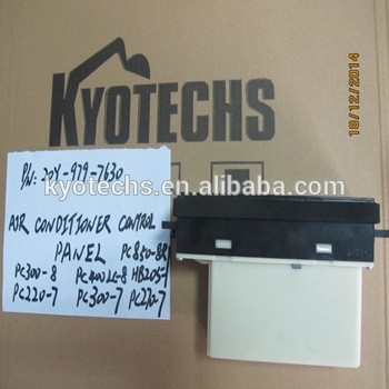 BETTER AIR CONDITIONER CONTROL PANEL FOR 20Y-979-7633 20Y-979-7634 PC300-8 PC400LC-8 HB205 PC220