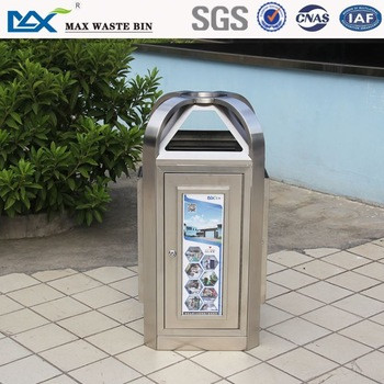 waste bin hotel supply ,metal waste bins ,stainless steel ashtray stand