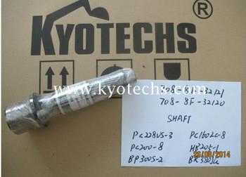 SHAFT FOR 708-8F-32121 708-8F-32120 708-8F-32122 708-8F-32123 PC228US-3 PC160LC-8 PC200-8 HB205-1 BP300S-2 BR380JG