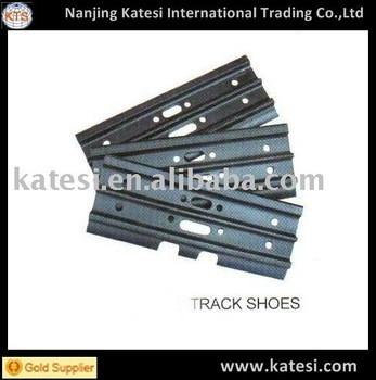 PC200 PC220 PC270 PC300 PC350 PC400 PC450 PC600 PC800 PC1250 Excavator steel track shoe