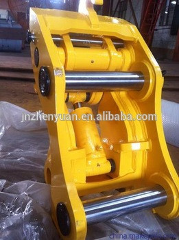Hydraulic quick coupler for PC130 PC200 PC210 PC270 excavator