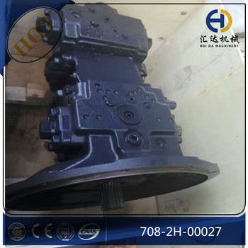 Excavator PC220 PC270 pump 708-2L-00600 Hydraulic Piston Pump