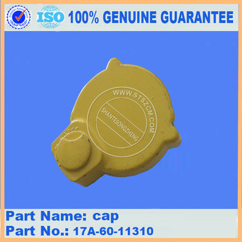 hydraulic tank cap ass'y 17A-60-11310 for PC200 PC270 PC300 PC400 PC450