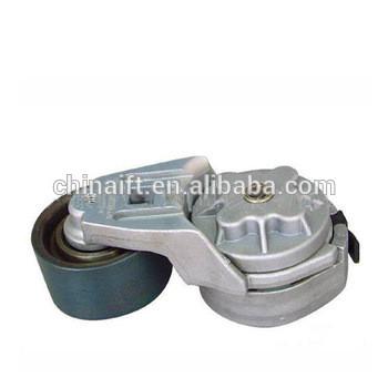 PC270-7 Excavator Fan Drive Tensioner belt 6736-61-4110 Pulley starter motor 600-863-4110