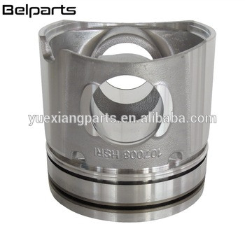 Excavator engine parts 6D107 6754-31-2110 4934860 4955160 cylinder piston for PC200-8 PC220-8 PC270-8 WA380-6 BR380JG PC228US-3