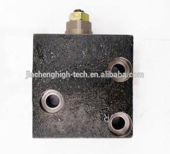 PC200-7 Hydraulic relief valve service for pc220-7 Kom atsu excavator 723-40-71102