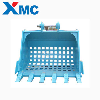 High class China low price rock bucket attachment skeleton bucket for Hitachi excavator PC270-7