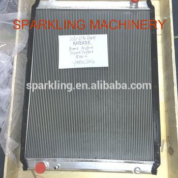 PC270-7 206-03-72110 RADIATOR ASSY