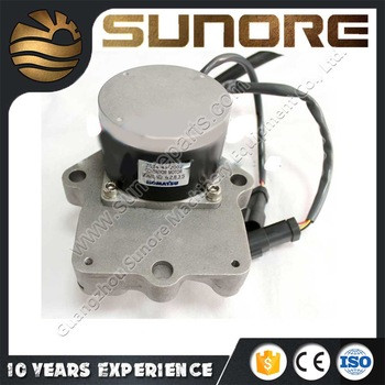 Excavator engine fuel control motor PC270-7 PC300-7 Throttle Motor 7834-41-2003