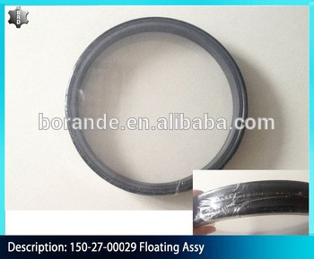 PC200-6 Floating Seal Assy Floating Seal Assy For 150-27-00410 150-27-00029 PC200-6 PC200-7 PC270-8 PC200-6 Floating Seal