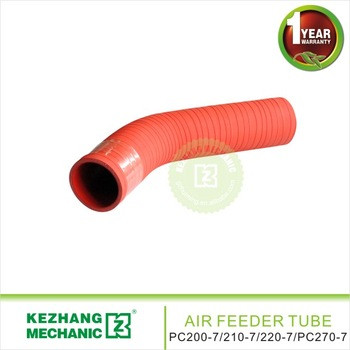 air hose PC200-7/210-7/220-7/PC270-7 intercooler hose