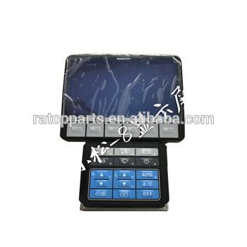 Monitor PC200-8 PC220-8 PC270-8 7835-31-1008 Excavator Spare Parts Monitor