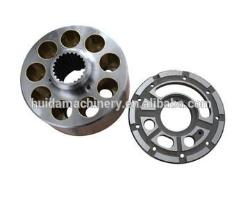 PC200-8 cylinder block 708-2L-06470 hydraulic piston pump parts