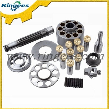 China factory wholesale excavator hydraulic pump parts drive shaft / center shaft for Komatsu pc270-7