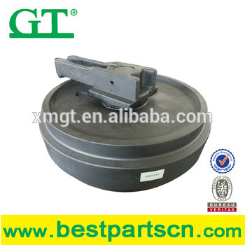 Excavator front idler PC200-8 PC210-6 PC220-1 PC220-3PC220-6 PC220-7 PC220-8 PC270-7 idler