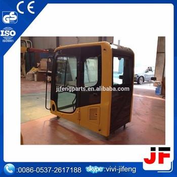 Excavator cab for PC200-7-8/PC220-7-8/PC240/PC270 used excavator cab, driver cab assy, operator cabin for excavator