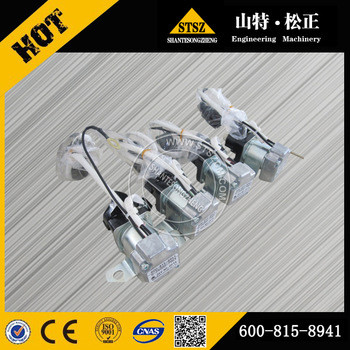 PC78US-8/PC130-8/PC270-8/PC200-8 SAA4D95 Relay 600-815-8941