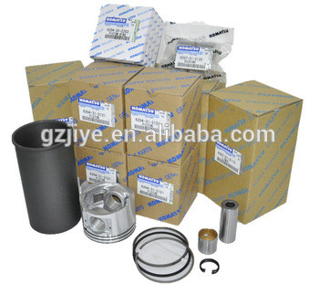 construction machine excavator spare parts, engine piston for pc230-6 pc220-6 pc220-7 pc230-7 pc270-7 pc200-1 pc50-1