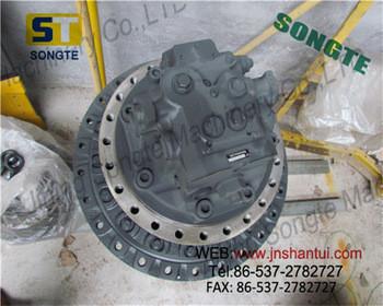 PC270 final drive motor 708-8H-00330 excavator travel motor 207-27-00282 207-27-00280