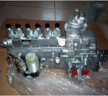 PC270-7 injection pump 6738-71-1310 for S6D102 engine