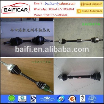final drive shaft 207-27-71352 for pc270-7 excavator