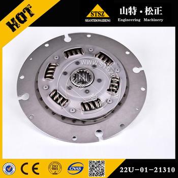 PC220-7/PC160LC-8/PC270-8/PC200-8/PC220-8 Disk Damper 22U-01-21310