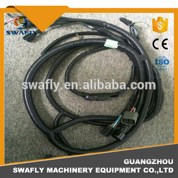 Excavator Electric Spare Parts Wiring Harness 20Y-06-42411 for PC200-8 PC220-8 PC270-8