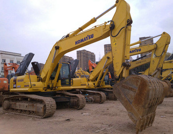 PC240-7 PC270-7 PC230-7 PC300-7 PC350-6 PC350-7 crawler used long arm excavator made in JAPAN for sale