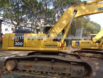 Used Komatsu PC270 Excavator