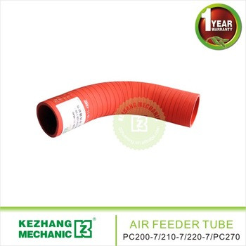 air hose PC200-7/210-7/220-7/PC270 intercooler hose