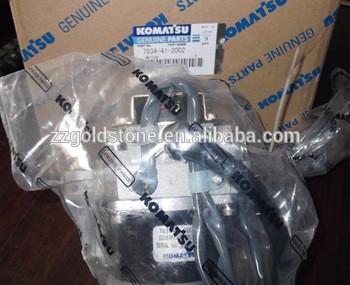 PC220-7 PC130-7 PC200-7 PC160LC-7 PC228USLC-3 PC270-7 MOTOR ASS'Y 7834-41-2002 7834-41-2000 7834-41-2003