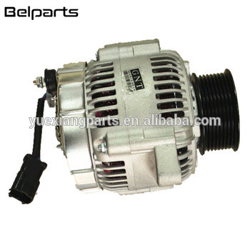 Excavtor spare parts engine generator 6D107 60A 600-821-6130 600-861-6420 alternator for PC200-8 PC200-8LC WA380-6 PC270-8