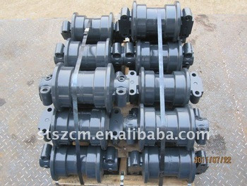 207-30-00510 excavator track roller for PC270-7 PC300-6/7 PC350-7